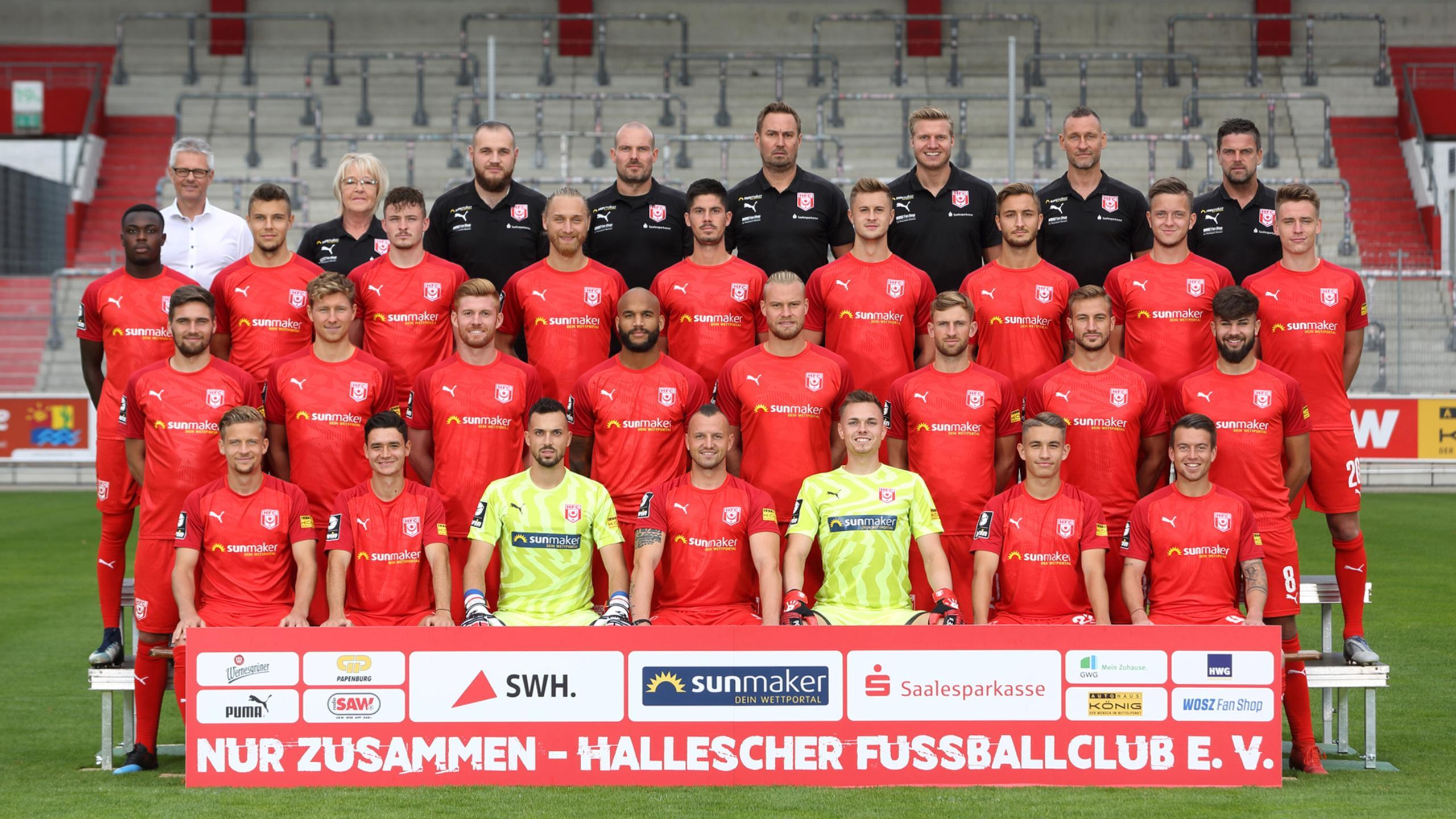 HFC Profi Team 19/20