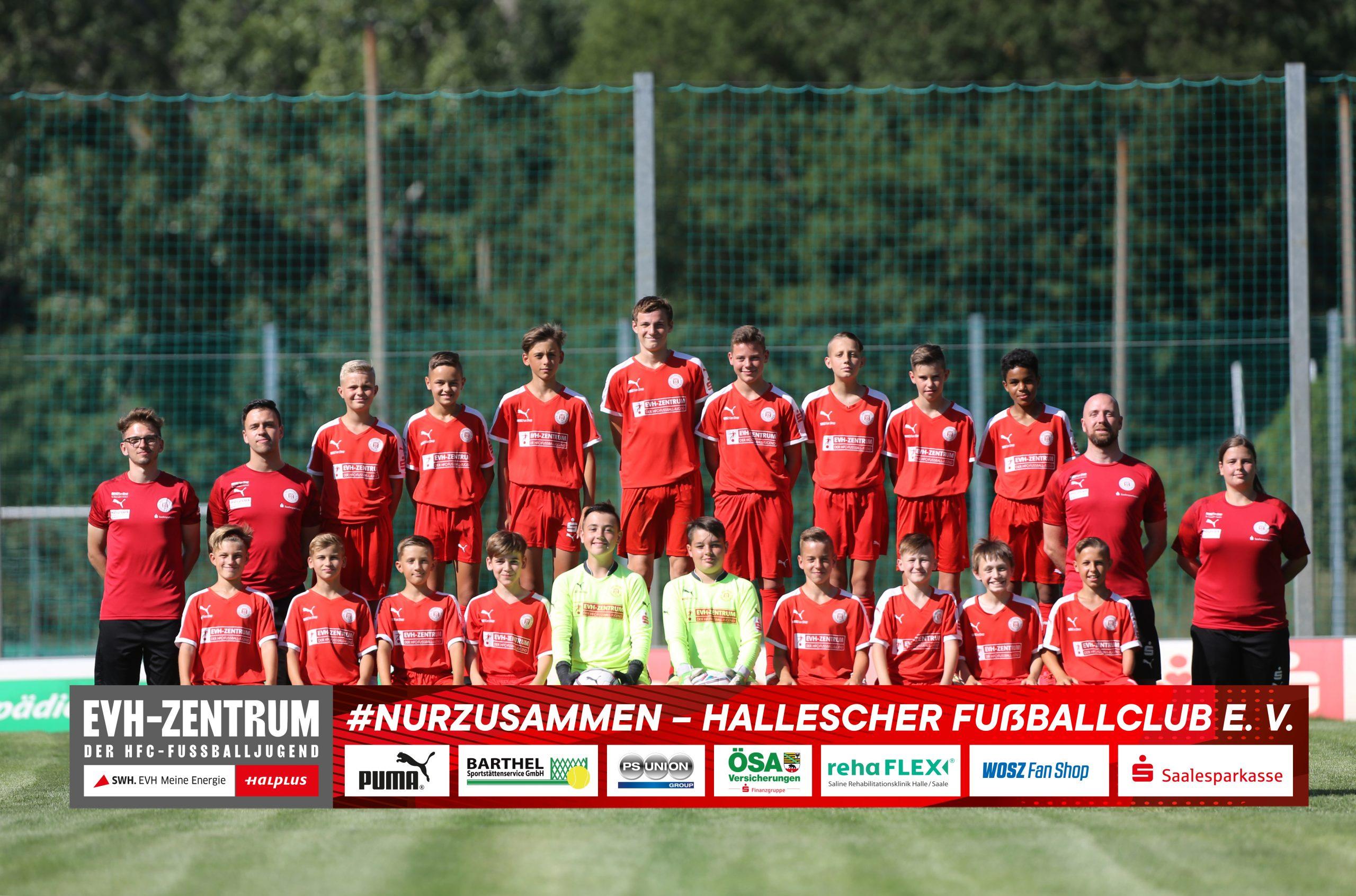 HallescherFC_U13_Saison20-21