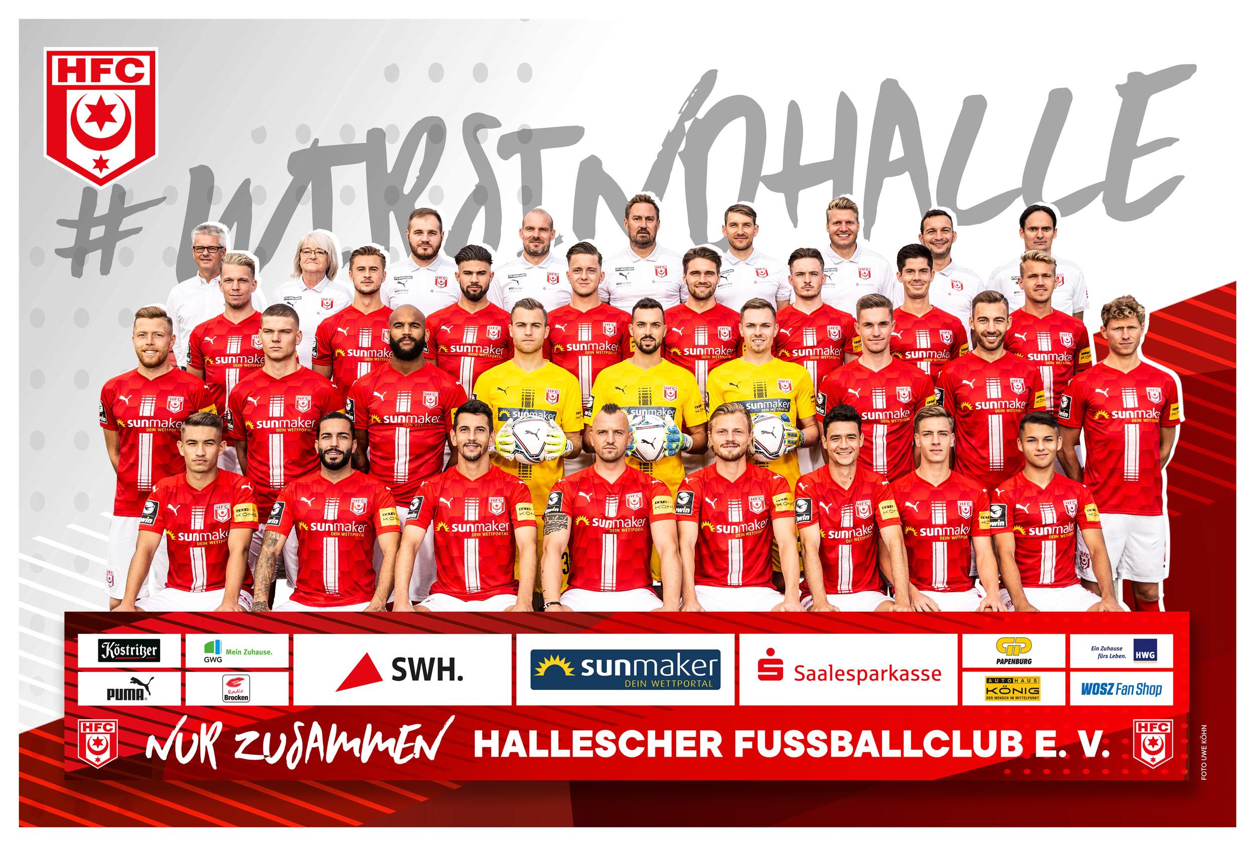 Mannschaftsbidl Saison 2020/2021